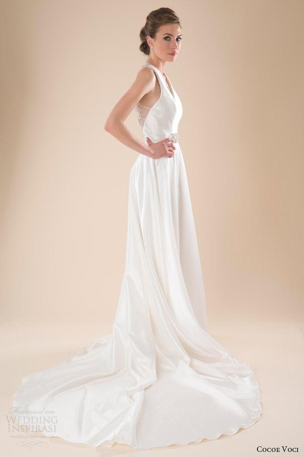 Cocoe Voci Spring 2014 Wedding Dresses