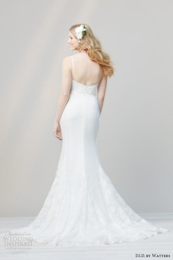Wedding Dresses By Watters 2 Fancy did by watters wedding