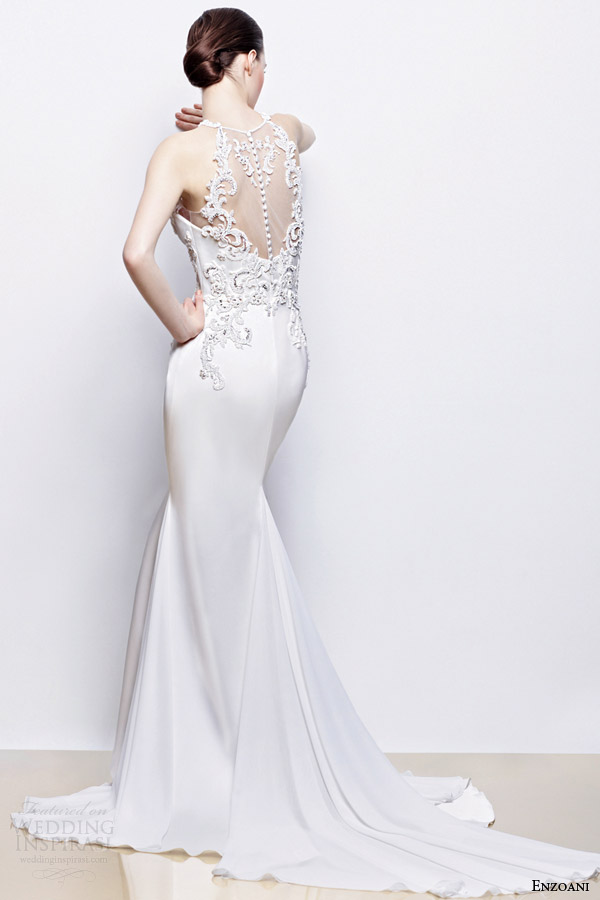 enzoani 2014 bridal ingrid illusion back