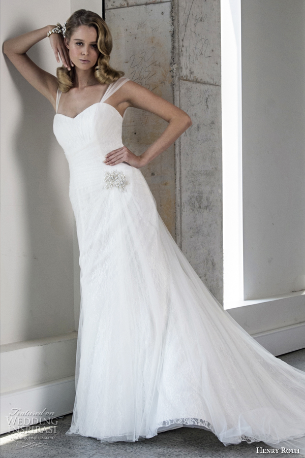 Henry Roth 2014 Wedding Dresses Wedding Inspirasi Page 2