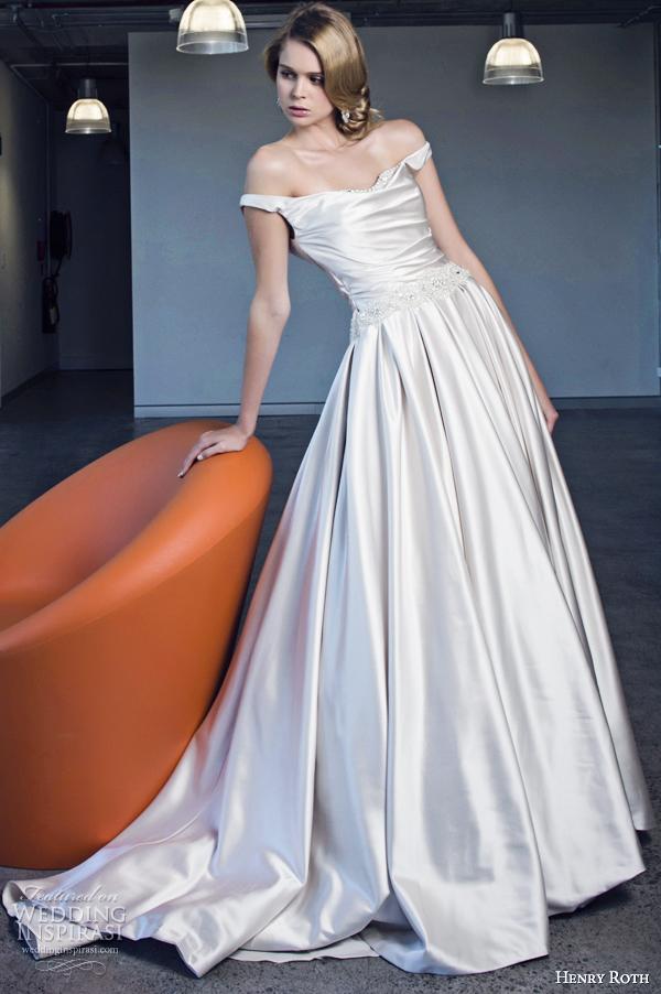 henry roth 2014 wedding dress sophia