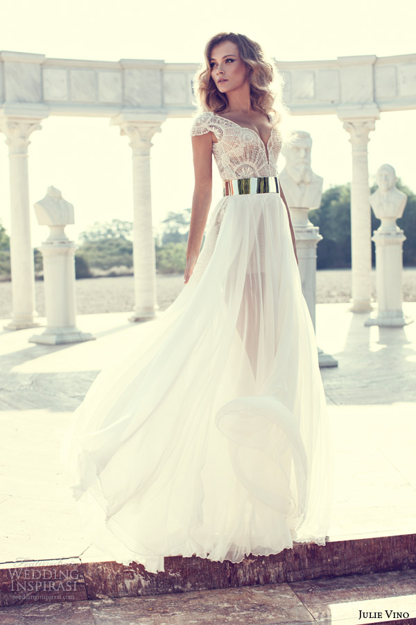 julie vino 2014 wedding dresses wedding inspirasi
