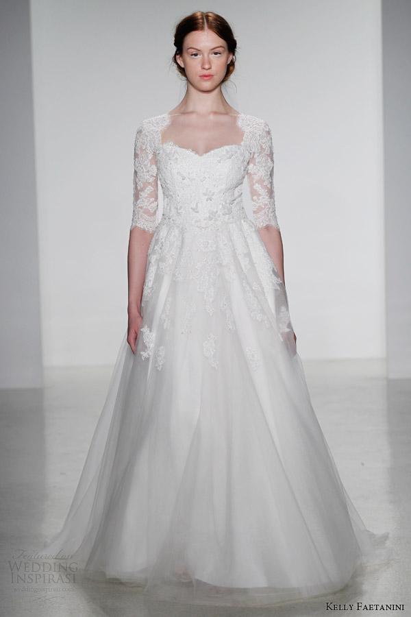 Kelly Faetanini Fall 2014 Wedding Dresses Wedding Inspirasi