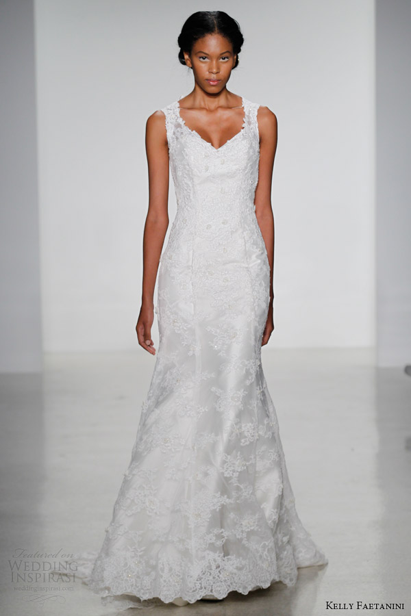 Kelly Faetanini Fall 2014 Wedding Dresses Wedding Inspirasi Page 2