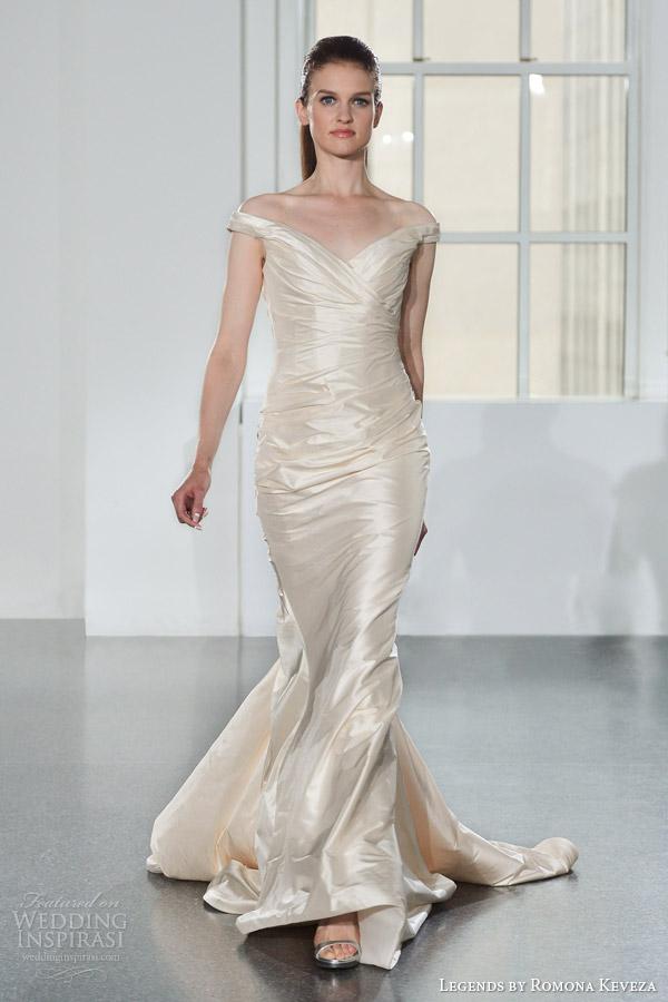 Legends By Romona Keveza Fall 2014 Wedding Dresses