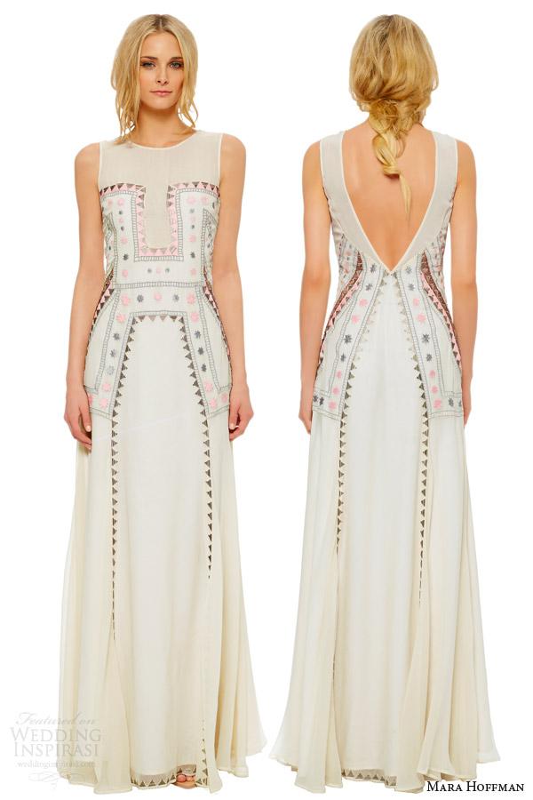 mara hoffman wedding dresses devotional bridal With mara hoffman wedding dress