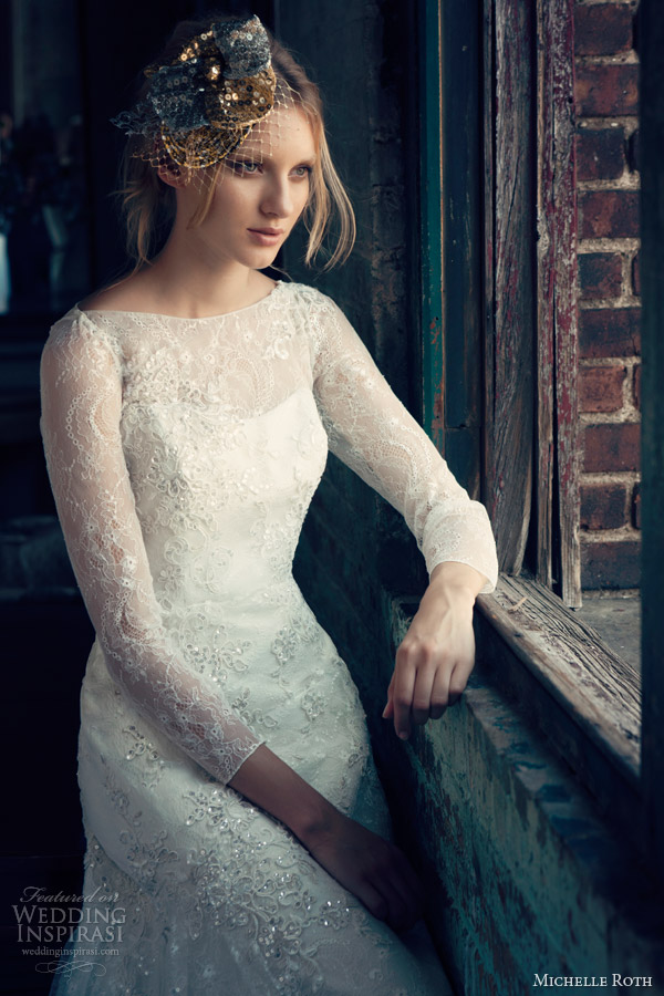 Michelle Roth And Wedding Dresses 19