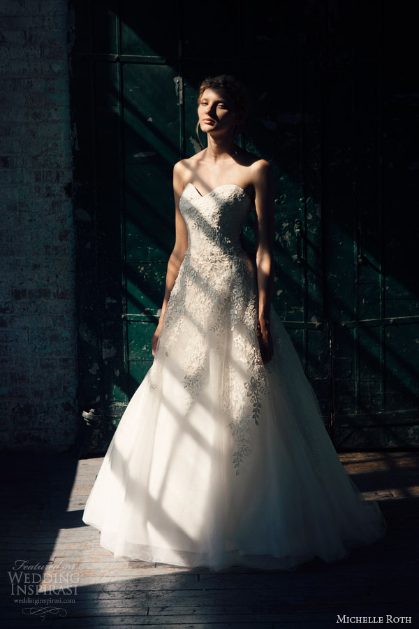 Michelle Roth And Wedding Dresses 52
