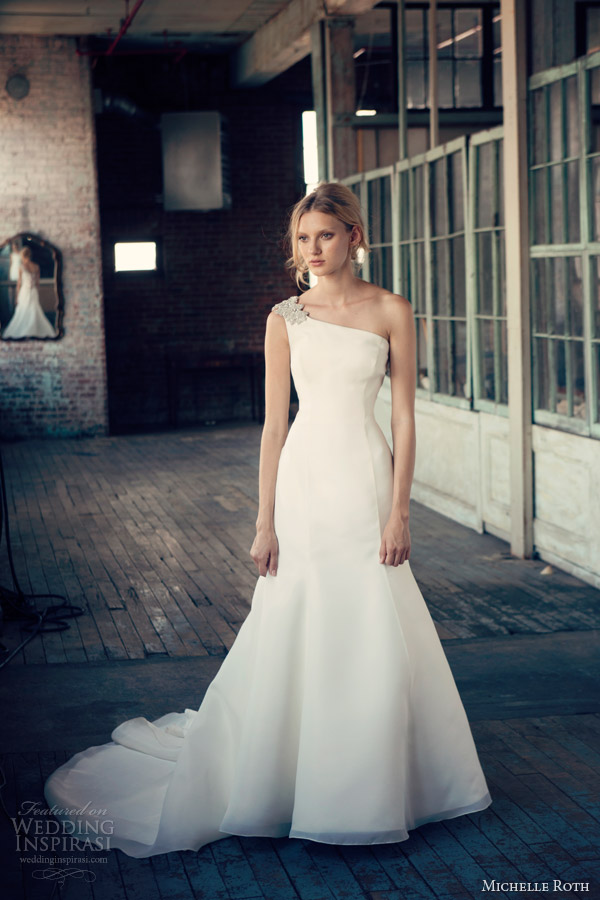 Michelle Roth 2014 Wedding Dresses Wedding Inspirasi