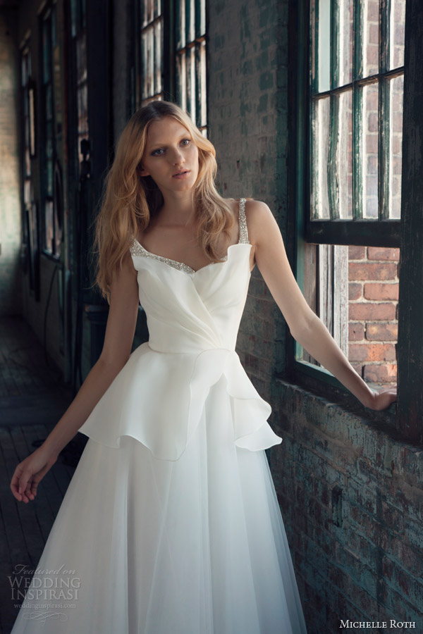 Michelle Roth And Wedding Dresses 46