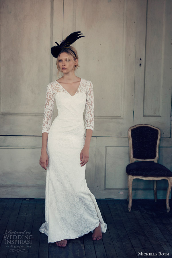Michelle Roth And Wedding Dresses 44