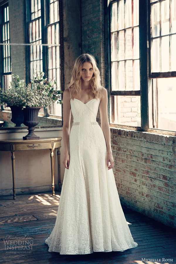 Michelle Roth And Wedding Dresses 30