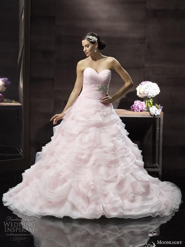Moonlight Couture Spring 2014 Wedding Dresses Wedding