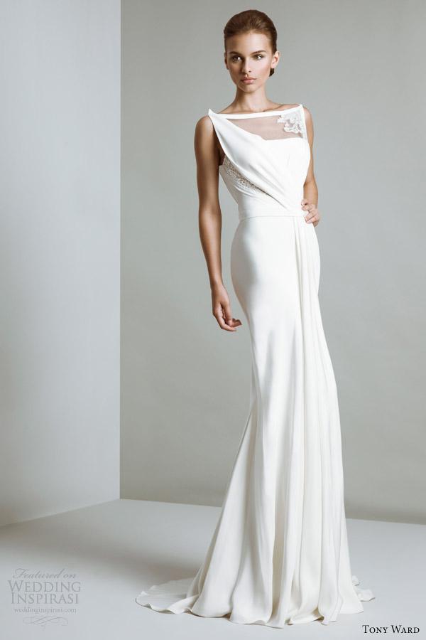tony ward bridal 2014 bianca wedding dress