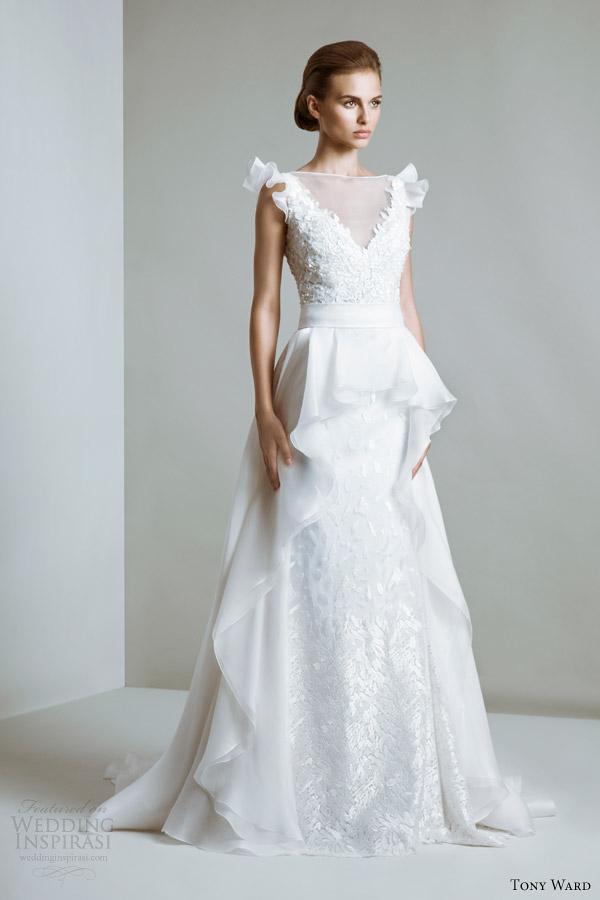 tony ward bridal 2014 carina wedding dress