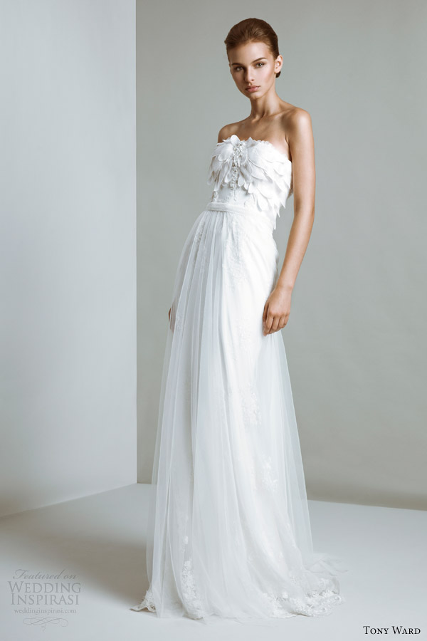tony ward bridal 2014 collection ophelia wedding dress