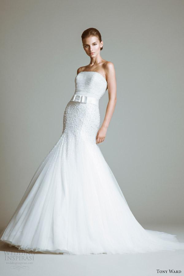 ala Noiva tony 2014 vestido de noiva gloria strapless
