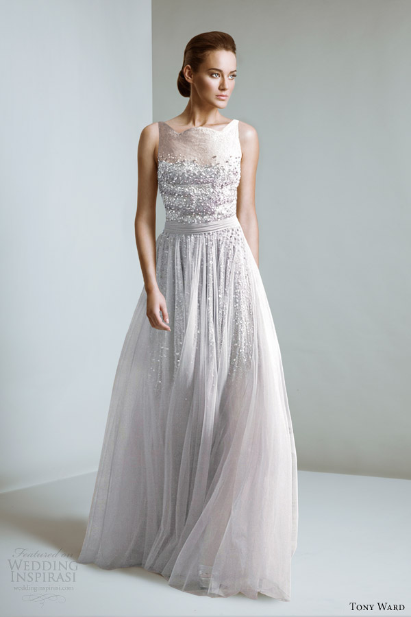 Tony ward 2014 bridal collection wedding inspirasi for Tony ward wedding dresses