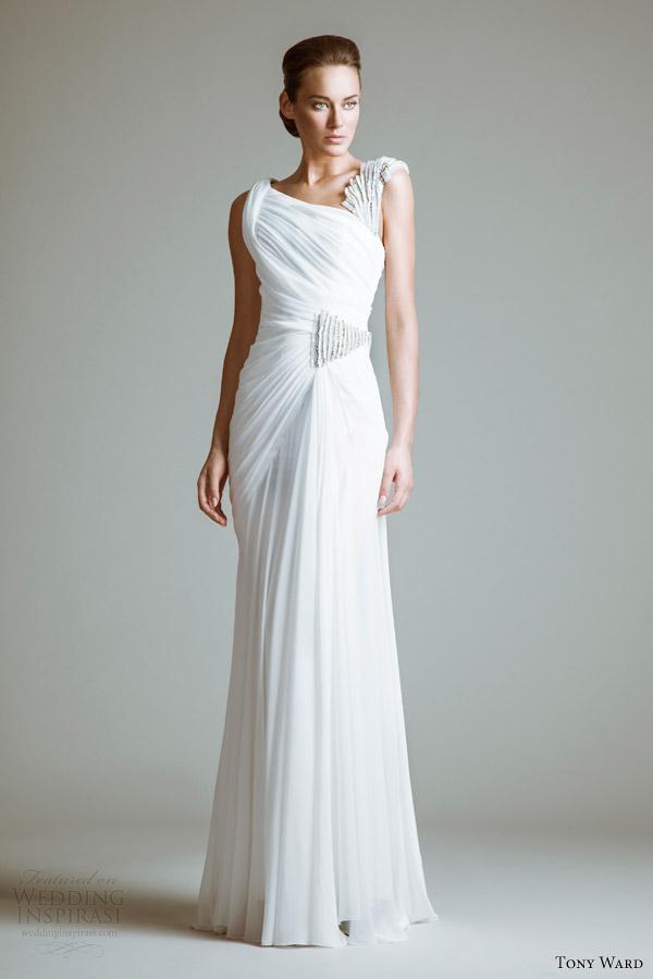 tony ward couture bridal 2014 aldehydee wedding dress