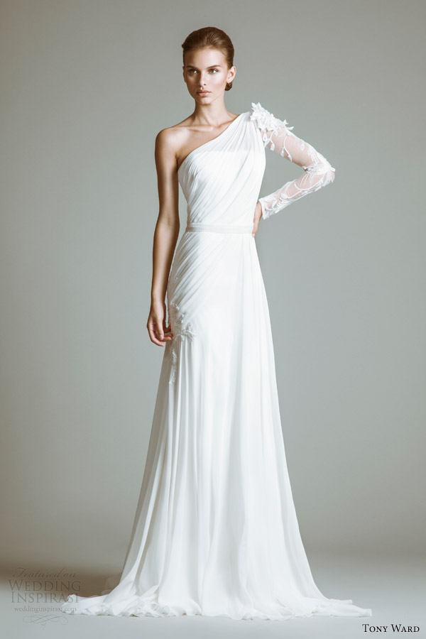 tony ward 2014 bridal collection wedding inspirasi