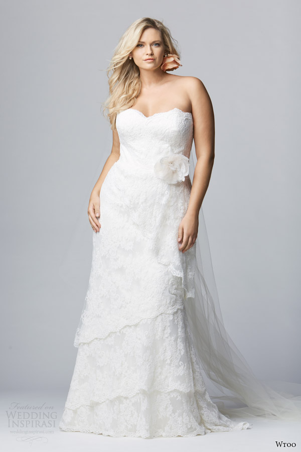 Wtoo Brides Spring 2014 Wedding Dresses | Wedding Inspirasi | Page 2