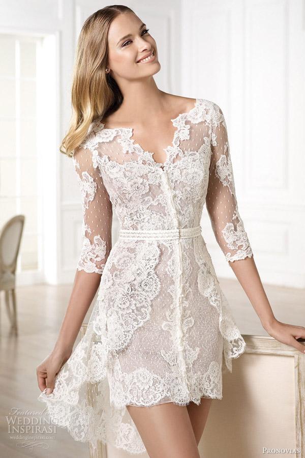 Atelier Pronovias 2014 Wedding Dresses | Wedding Inspirasi | Page 2