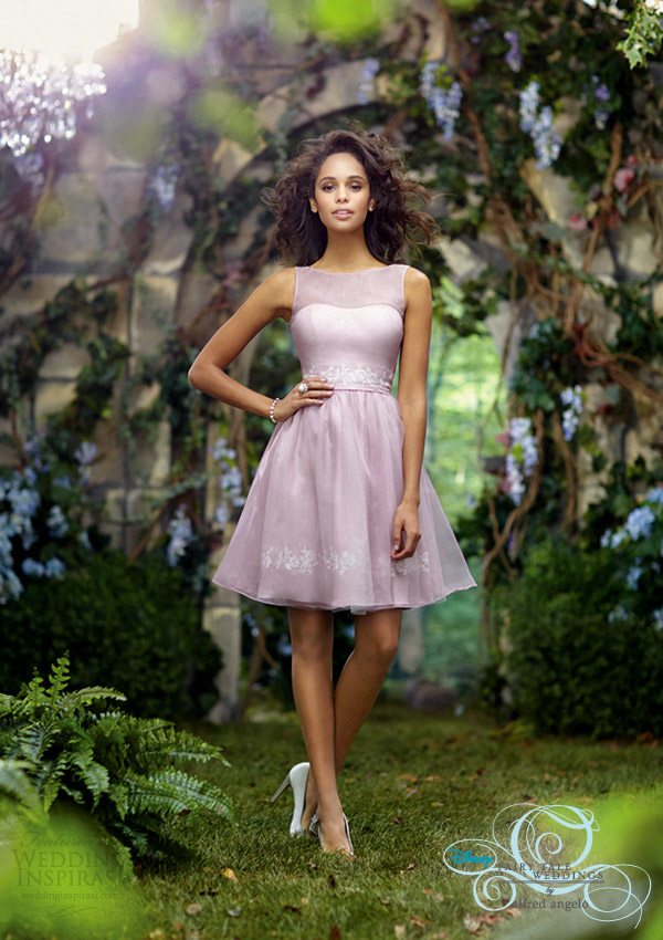 """da3a0d6ceda15 Alfred Angelo: The """"It"""" Colors for Brides and Bridesmaids in 2014 ..."""