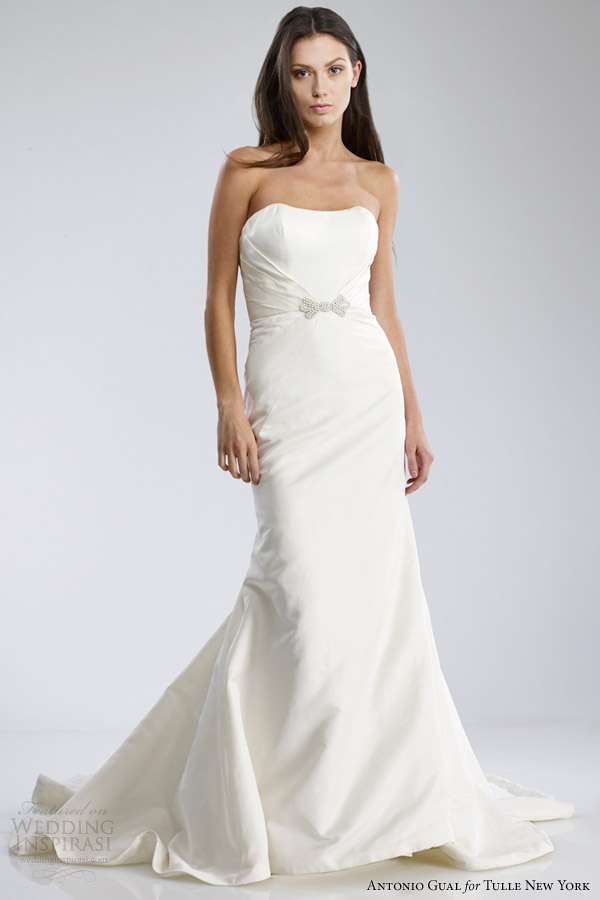 Wedding Dresses For   New York : New york fall mariposa bridal collection alexandra wedding dress