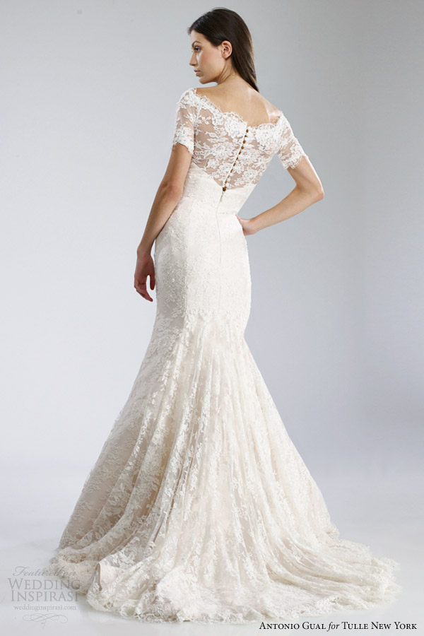 Short wedding dresses in new york city for New york wedding dresses online