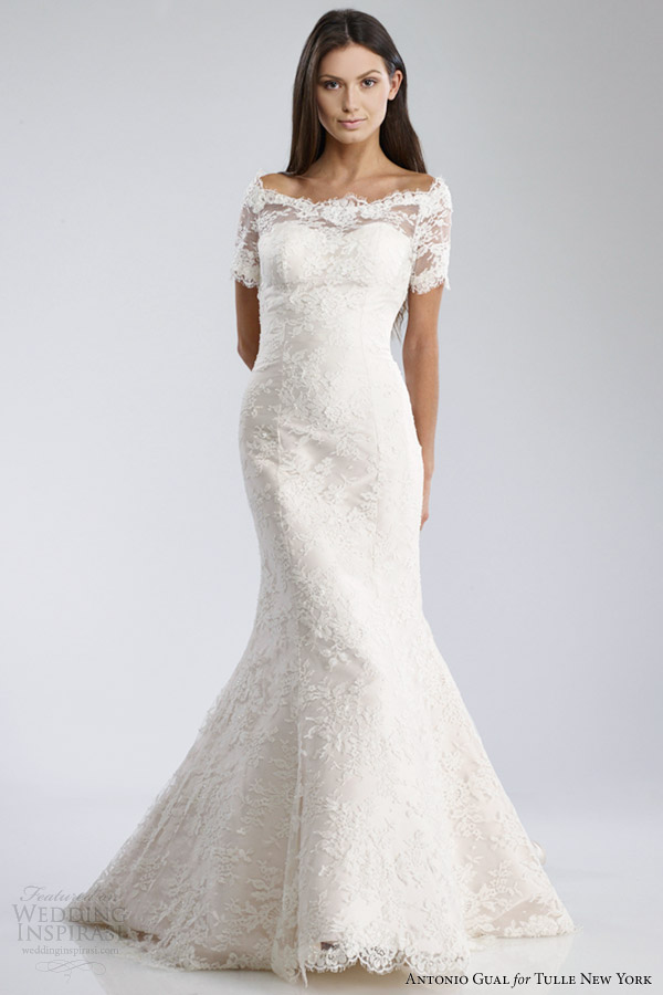 Wtoo Wedding Dresses: Flowing Flattery For Brides
