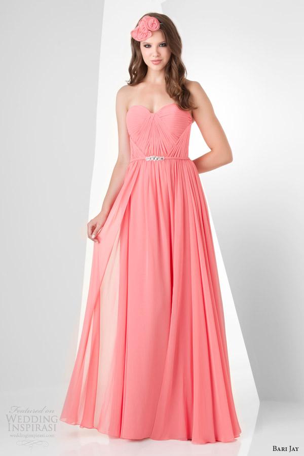 Bari Jay Spring 2014 Bridesmaids Dresses Sponsor Highlight