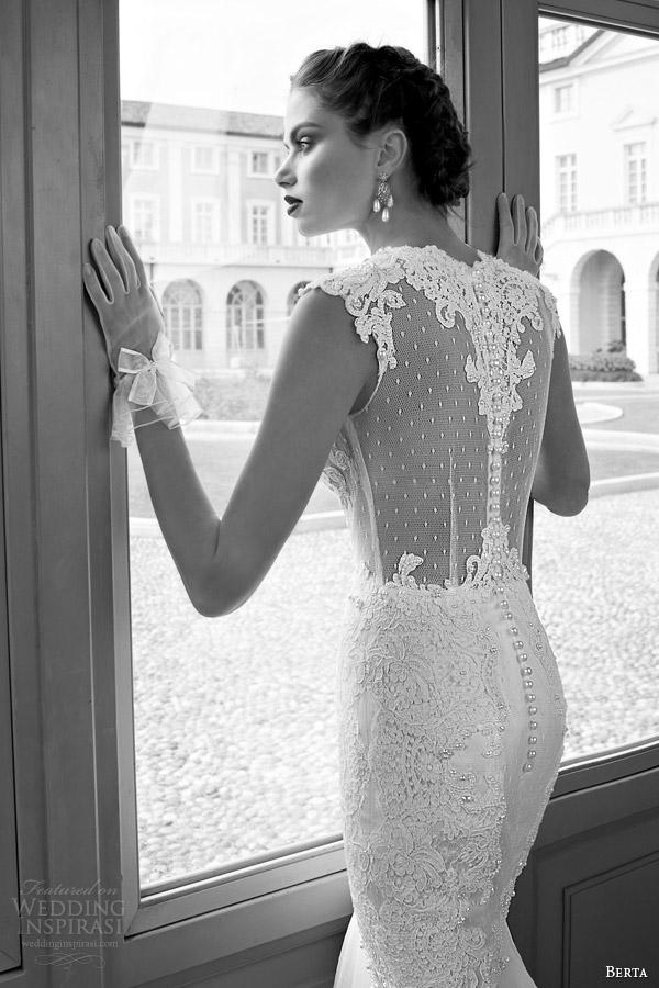 Wedding Dresses Winter 80 Fancy berta wedding dress illusion