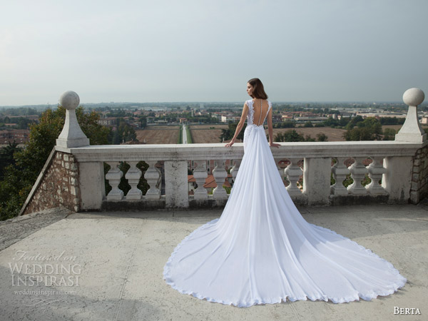 Berta Bridal Winter 2014