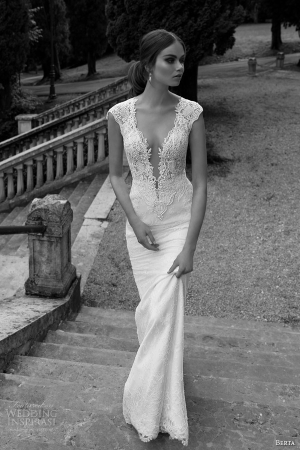 Winter Wedding Gowns With Sleeves 82 Amazing berta wedding dress with