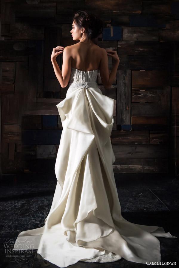 Carol Hannah Spring 2014 Wedding Dresses — Arcana Bridal ...