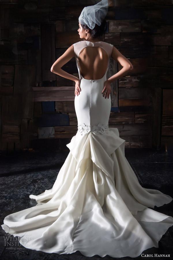 Carol Hannah Spring 2014 Wedding Dresses Arcana Bridal