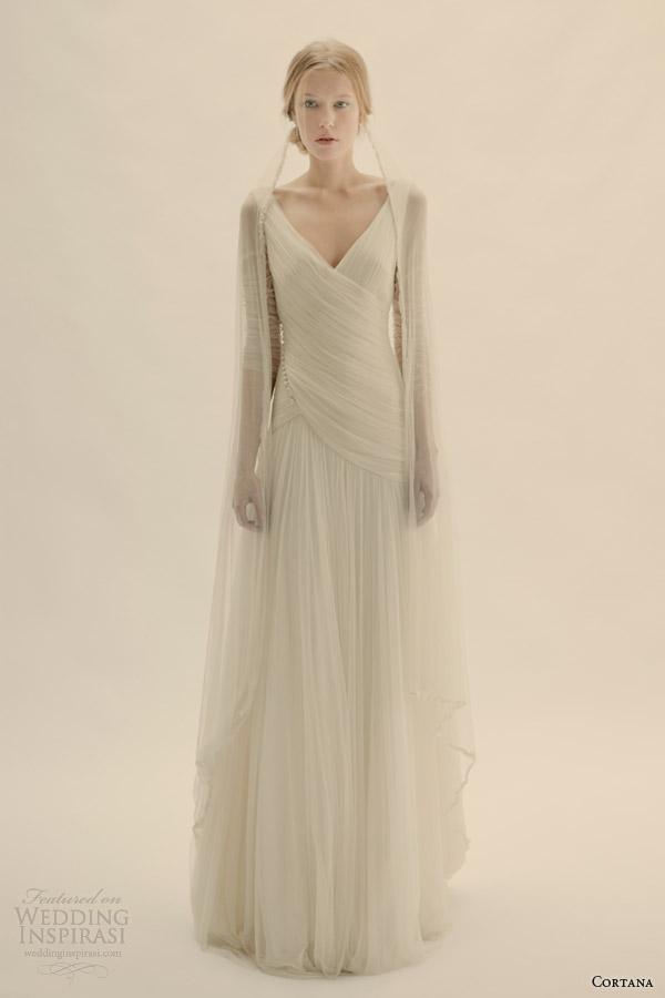 cortana bridal muss wedding dress