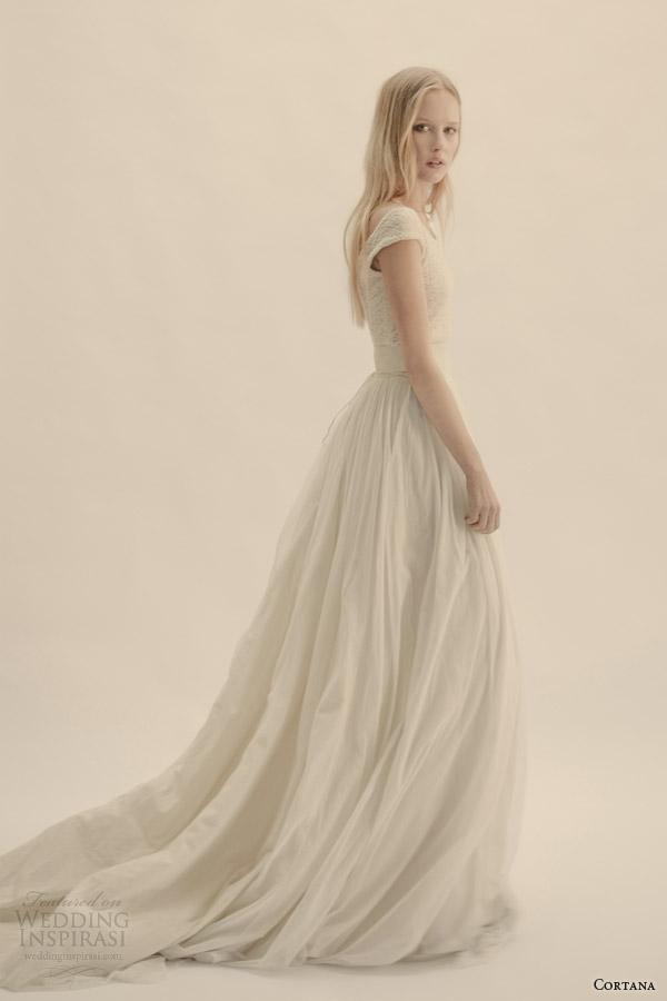 cortana novias wedding dresses bridal isis top tutu skirt