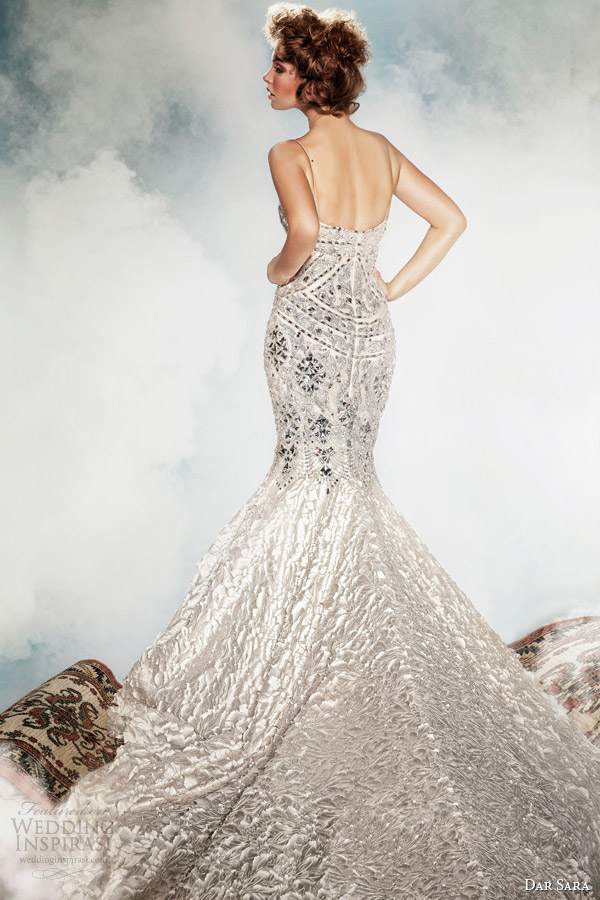 Wedding Dresses With Crystals : Dar sara wedding dresses inspirasi