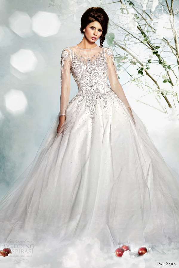 Dar sara wedding dresses 2014 wedding inspirasi for Wedding dress in dubai