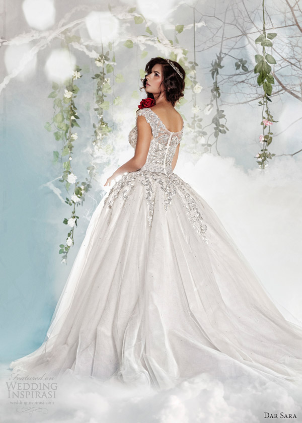 Dar Sara Wedding Dresses 2014 | Wedding Inspirasi