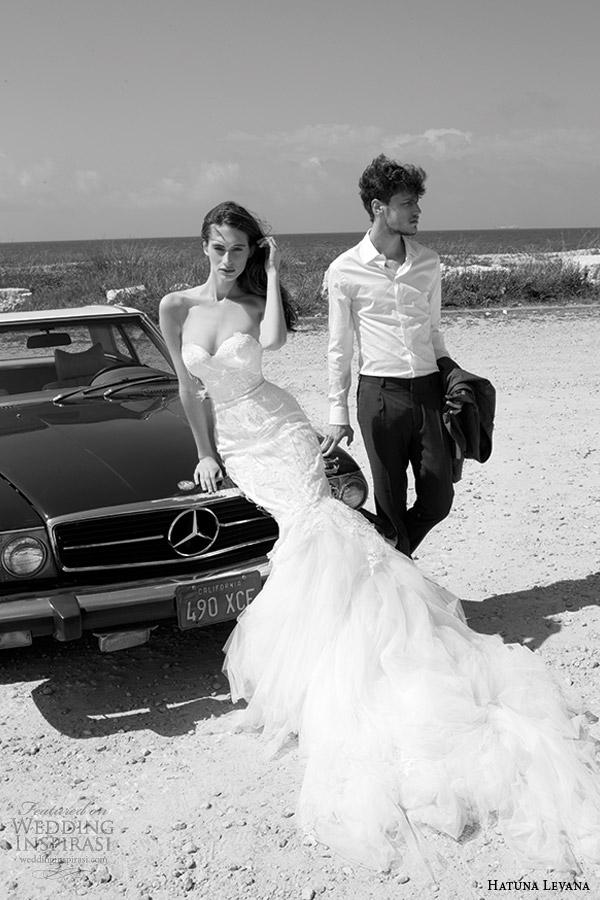 hatuna levana 2014 wedding dresses