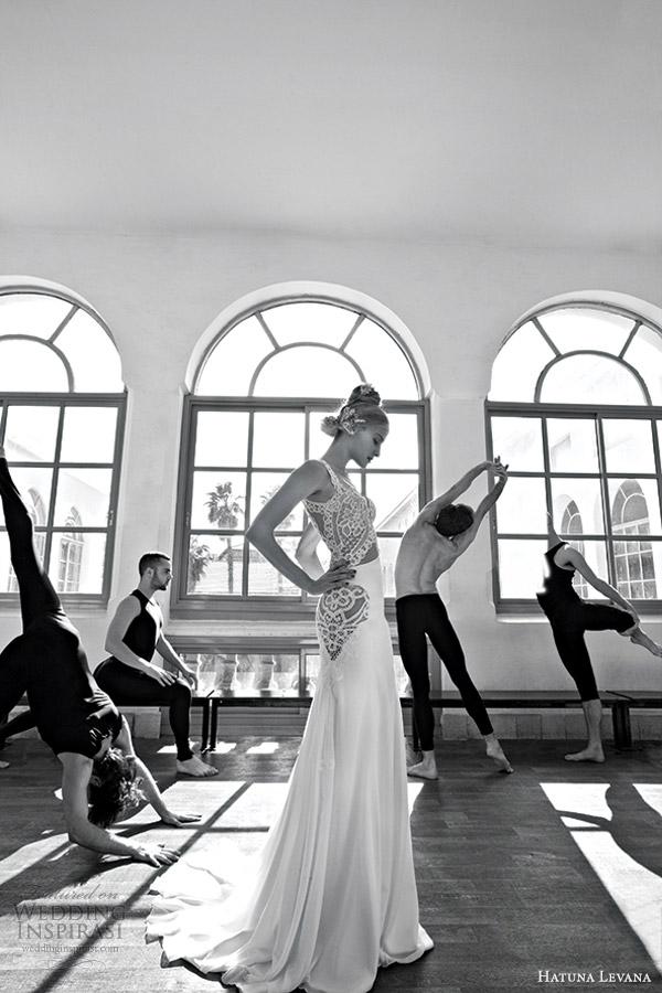 hatuna levana wedding dresess 2014