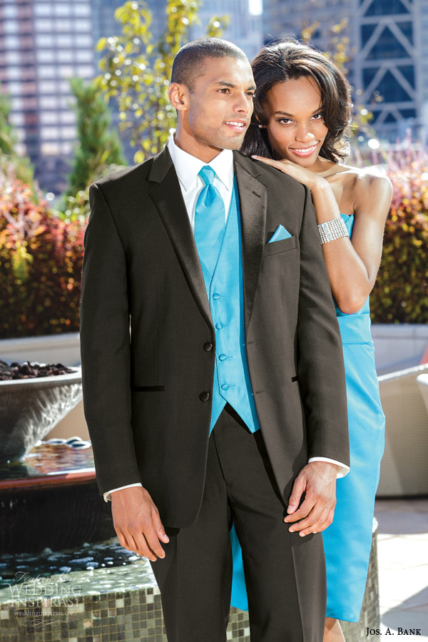 A Bank Tuxedos Hot Colors For Spring Summer 2014