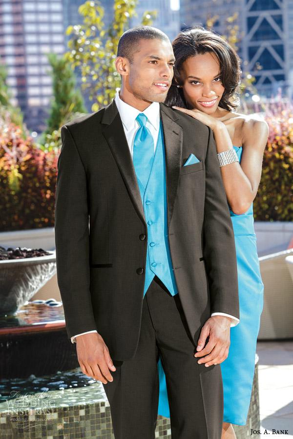 jos a bank chocolate cambridge tuxedo style 242 malibu accessories