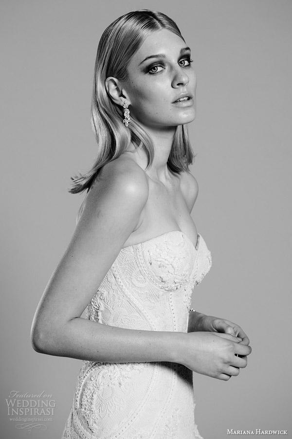 mariana hardwick bridal les annees folles angelina wedding dress close up