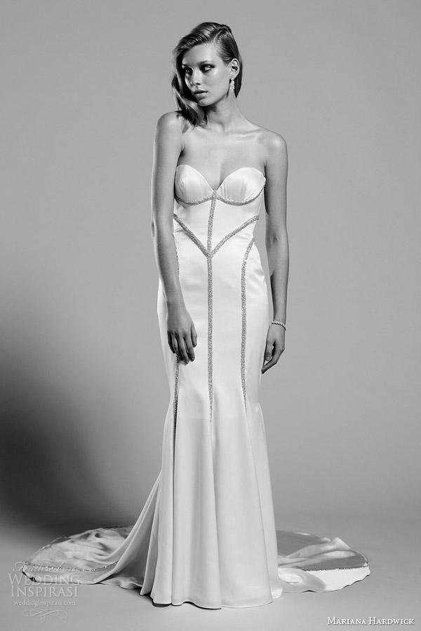 mariana hardwick bridal natasha strapless wedding dress