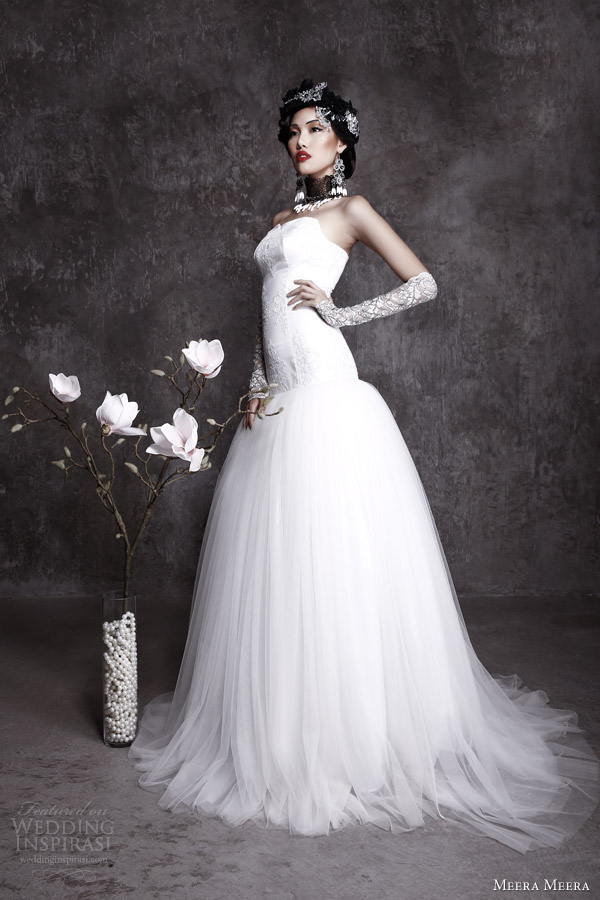 Elaborate Wedding Gowns