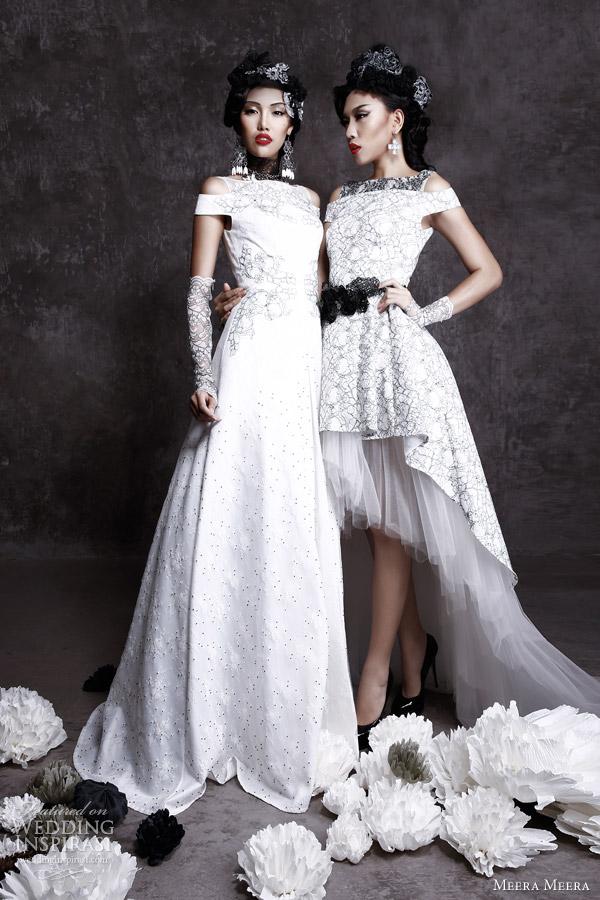 meera meera fall 2013 2014 wedding dresses