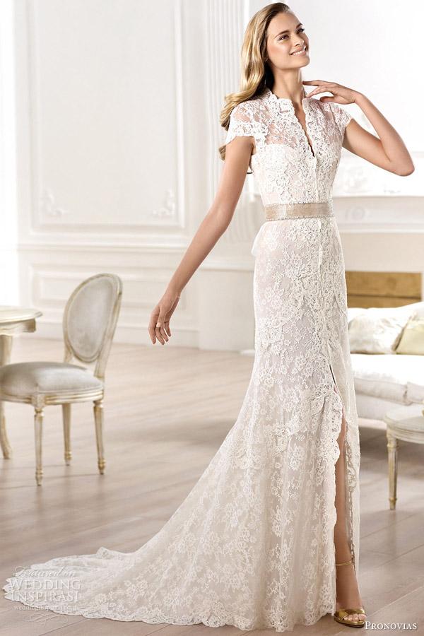 Pronovias Yesel Wedding Dress